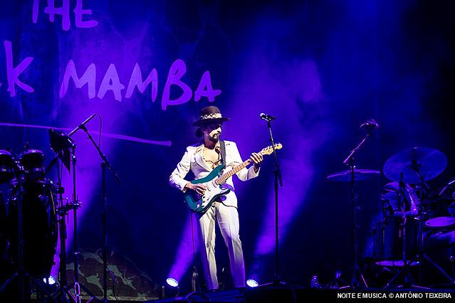 The Black Mamba - Super Bock Arena 2021