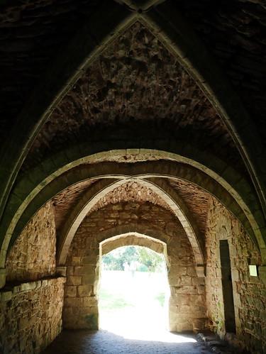 Lilleshall Abbey