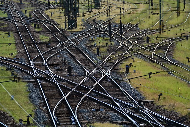 Rail Junctions #2