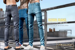 UNFOLDED X Kevin Jeans