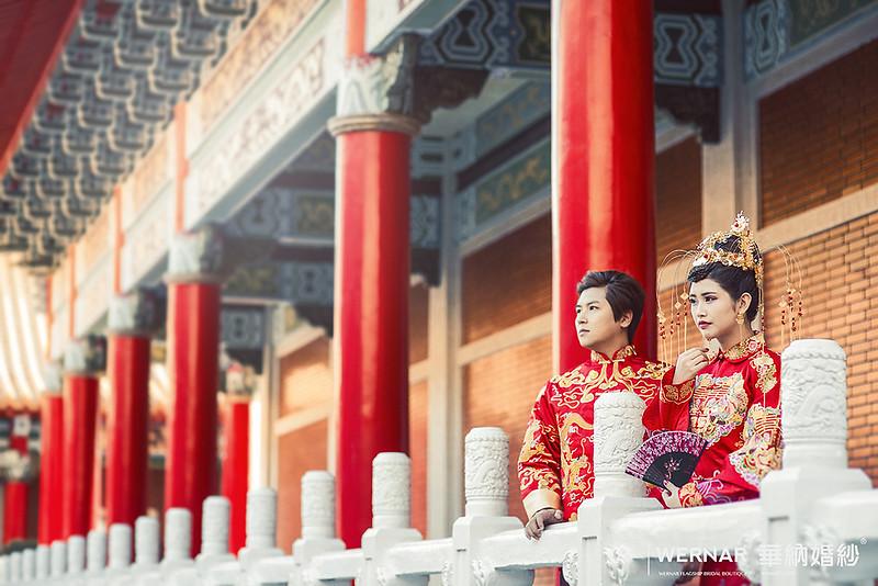 桃園中式婚紗