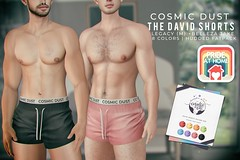 [Cosmic Dust] - David Shorts @ Mainstore for Pride At Home