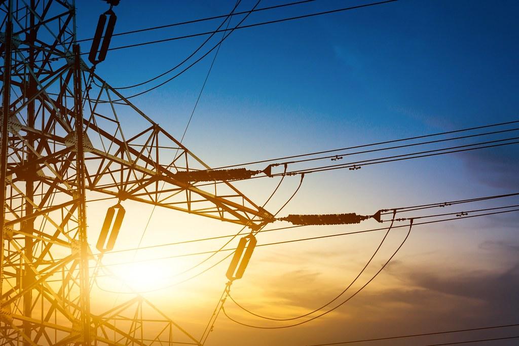 五月高溫炎熱、景氣熱絡使得用電創新高。圖片來源:經濟部