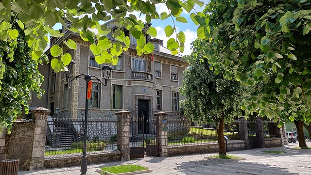 Former French embassy, Cetinje