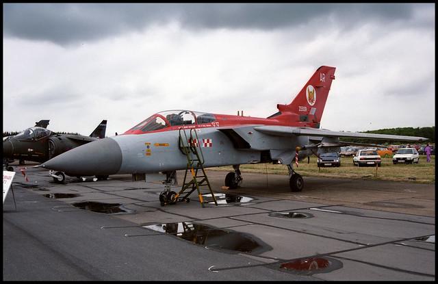 ZE839 - Aalborg (AAL) 06.06.1993