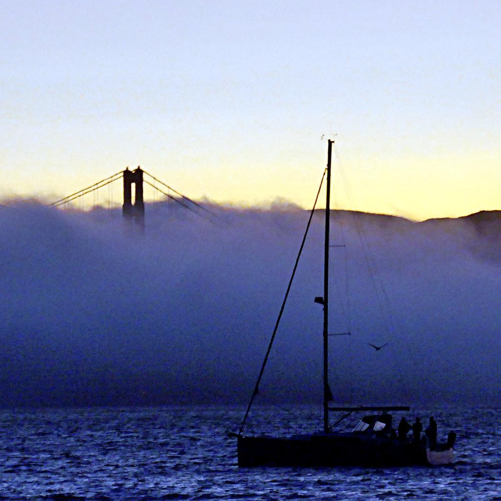 San Francisco Bay, California, USA