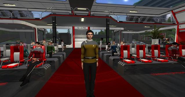 Silvio Rosca to Lieutenant Commander, P&A 210529