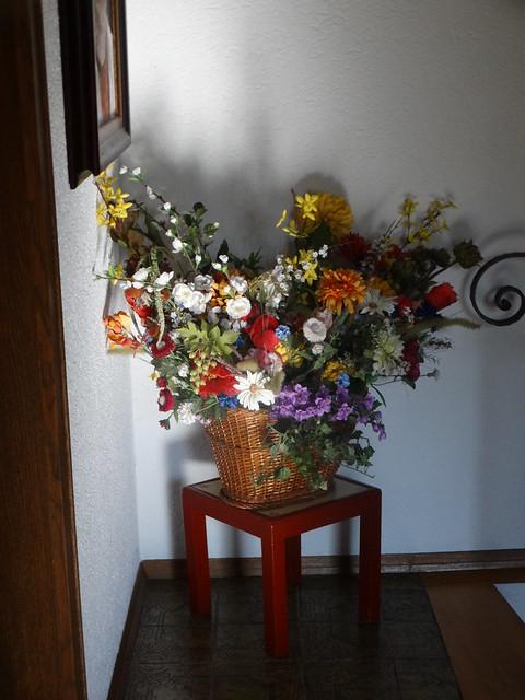 DSC03156 Indoor Kunstblumen