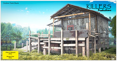 """""""Killer's"""" Outdoor Tank Shack On Discount @ Cosmo starts from 31st May"""