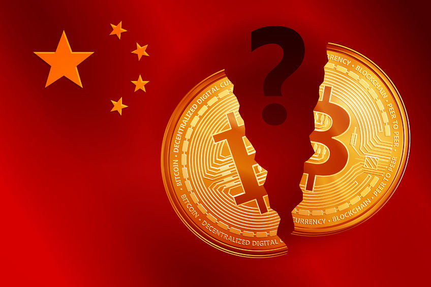 Chinese government has banned crypto trading