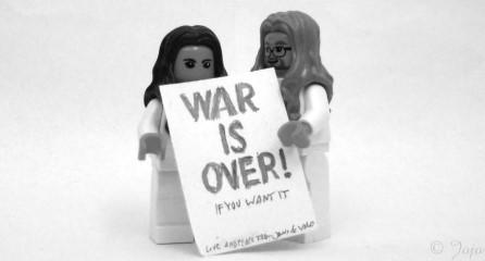 War Is Over!
