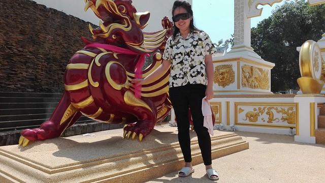 Chao Mae Guan Yin Shrine ศาลเจ้าแม่กวนอิมพันมือ ชลบุรี