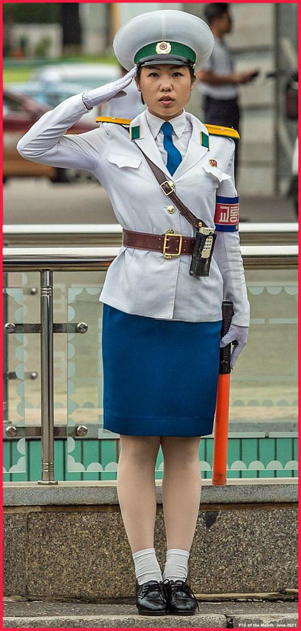 Pyongyang Traffic Girl Of The Month 51215060032_2471867ac0_o