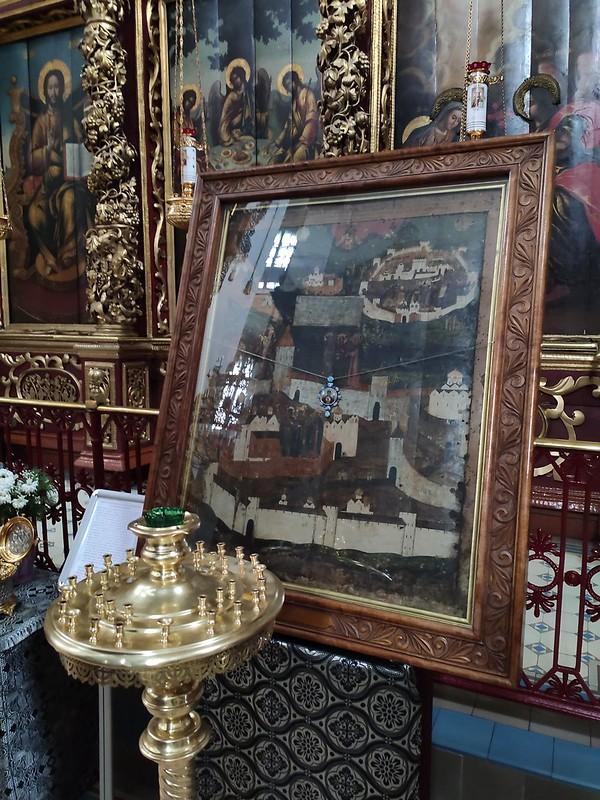 Псковский кремль (Кром) - Троицкий собор - Икона