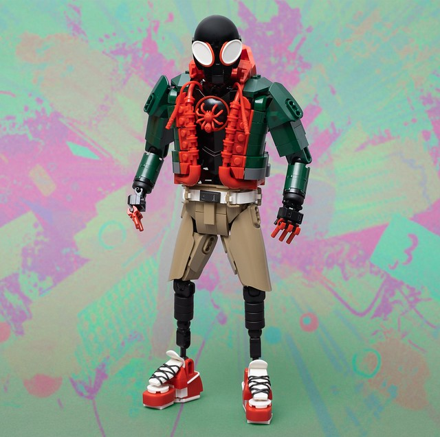 """Miles Morales (from """"Spider-Man: Into the Spider-Verse"""")"""
