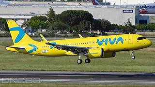 Viva Air Columbia A320-251N msn 10482 F-WWDE / HK-5366
