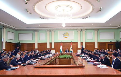 Маҷлиси Ҳукумати Ҷумҳурии Тоҷикистон  31.05.2021