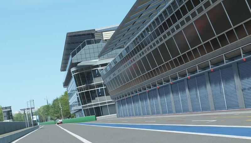 rFactor 2 Monza