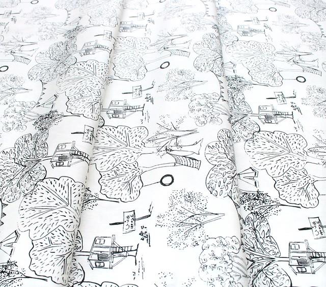 Art Gallery Fabrics Lilliput Fort Imagination