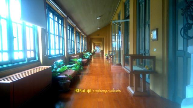 ลานห้องทางออกอาคารนิทรรศการเฉลิมพระเกียรติรัชกาลที่ 5