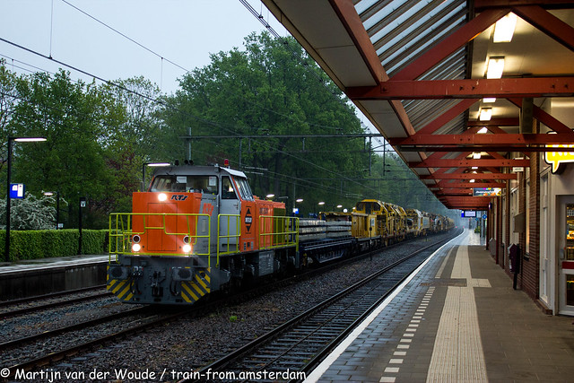 20210513_NL_Ede-Wageningen_RTS/Swietelsky G1206 with Switelsky UB400