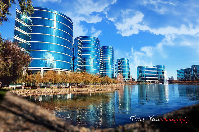 Oracle at Redwood Shores, CA
