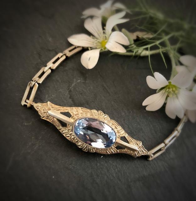 Silber Armband von Oma.