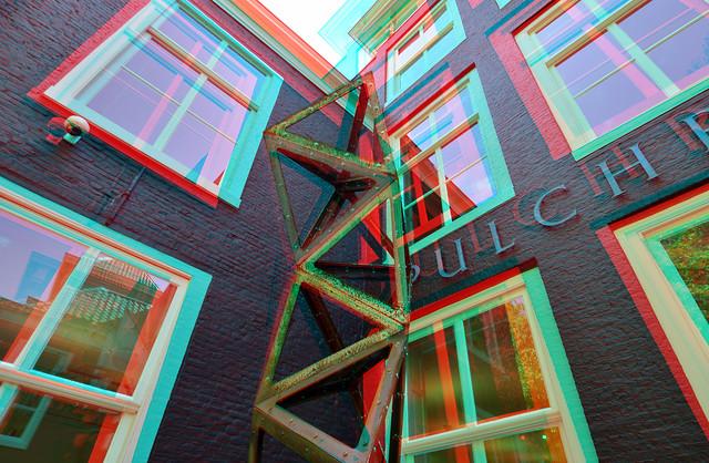 Pulchri Studio Den Haag 3D