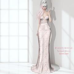 POISON ROUGE Yeriak Dress @COSMOPOLITAN