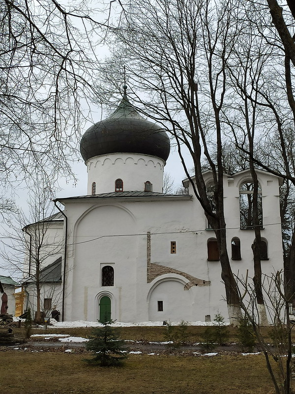 Псков - Спасо-Преображенский собор