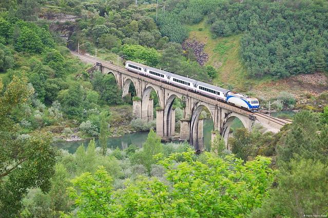 ARCO. Viaducto de Sequeiros