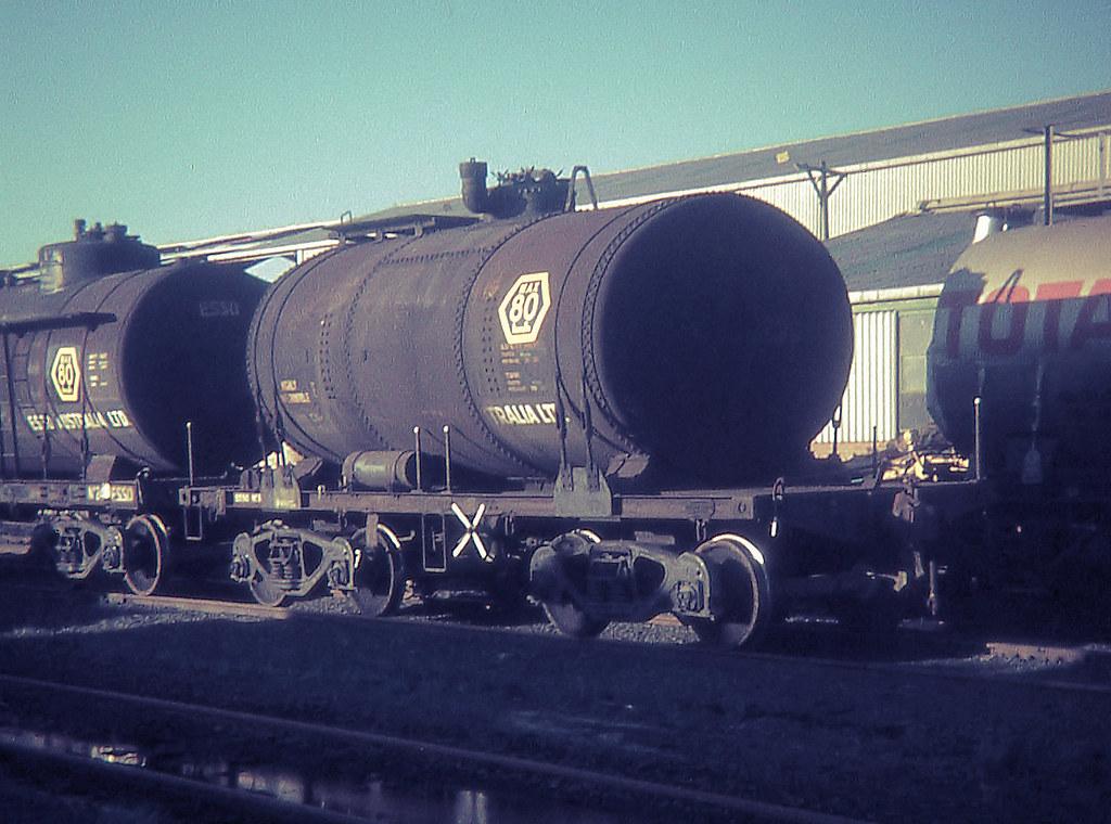 Rail Tank Wagon, Botany, NSW.