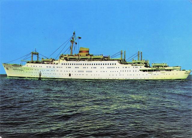 FDGB Urlauberschiff
