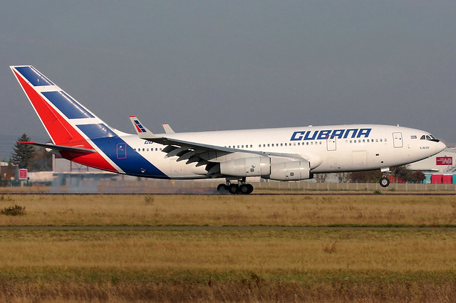 CU-T1250 | Ilyushin Il-96-300 | Cubana de Aviación | Paris - Orly [ORY/LFPO]