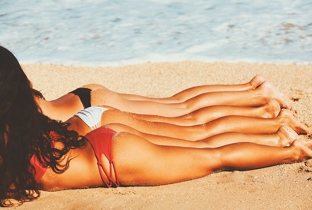 broncearse-pieles