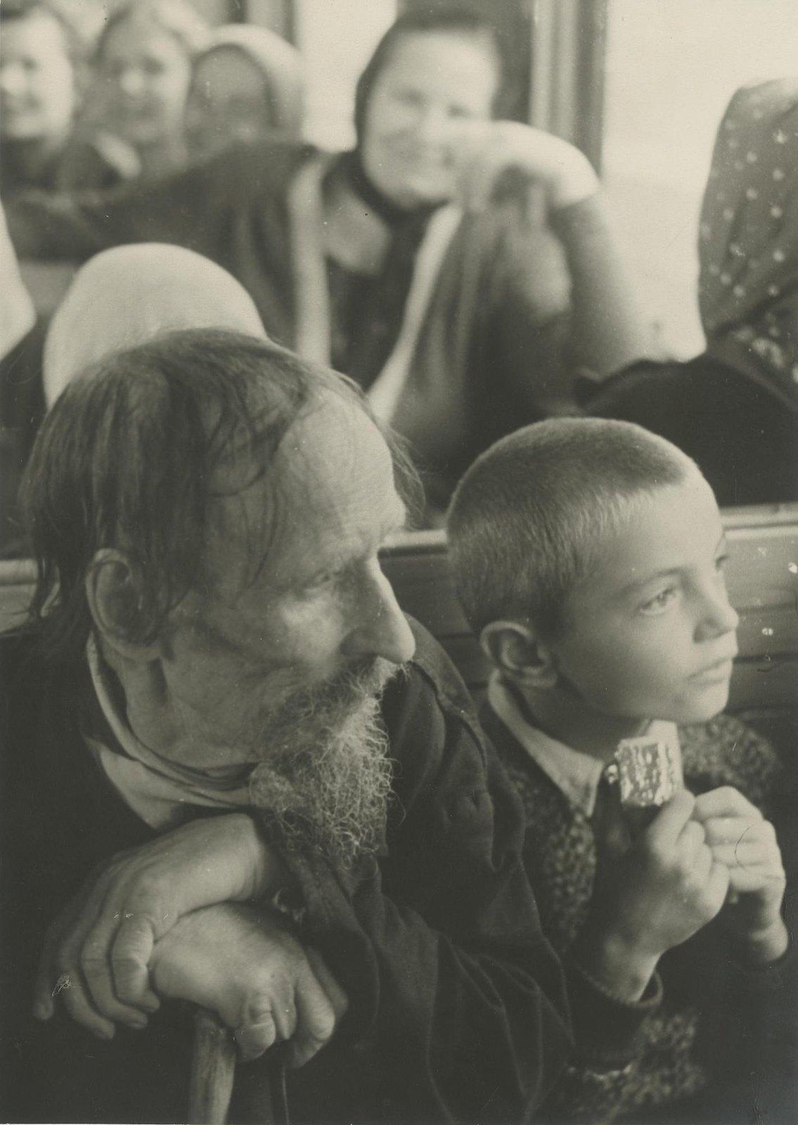 1956. Москва и москвичи. Две эпохи