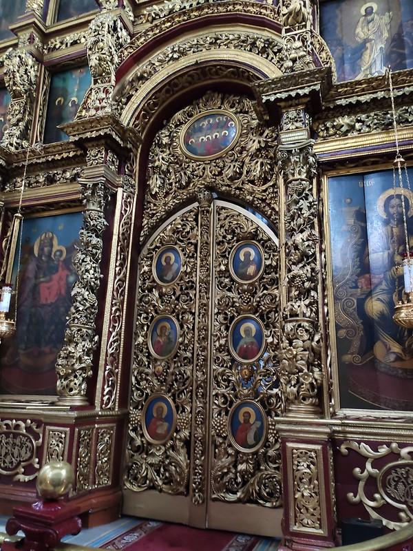 Псковский кремль (Кром) - Троицкий собор - Ворота