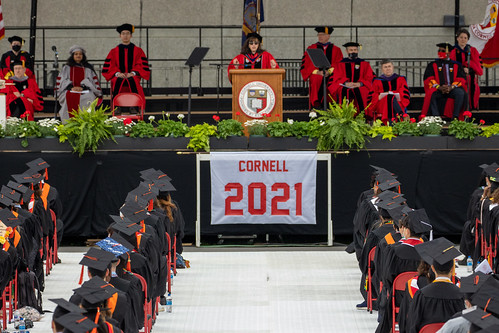Cornell 2021 Commencement