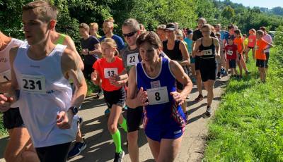 O víkendu se v Přílukách poběží dvoumílový závod, půlmaraton a maraton