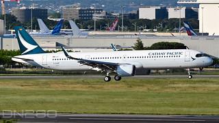 Cathay Pacific Airways A321-251N msn 10191 D-AYAP / B-HPG