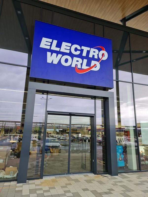 Electro World podruhé Jihlavě