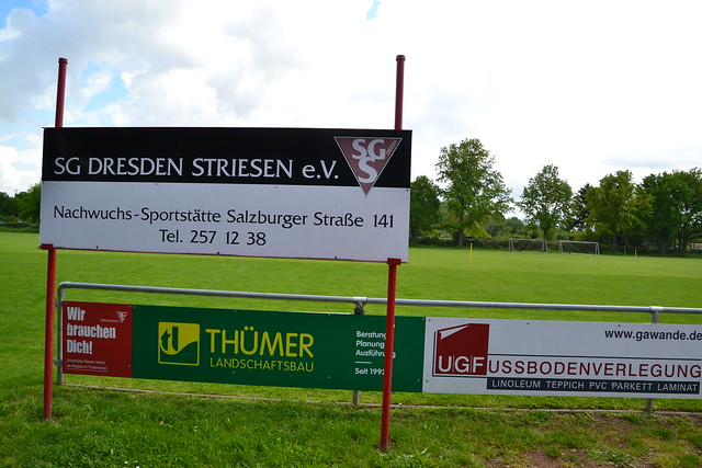 SG Dresden Striesen A 7:3 SpG Aufbau Deutschbaselitz/ SV Königsbrück-Laußnitz A