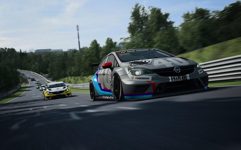 RaceRoom Opel Astra TCR