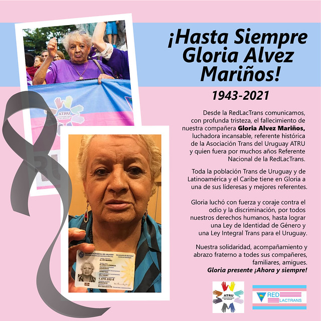 Hasta la victoria Gloria Florencia