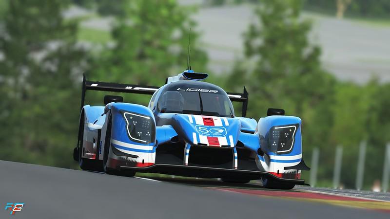Ligier JS P217 Update