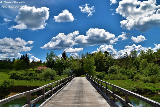 We are always on the other side of the bridge.... - Zadobarje, Croatia