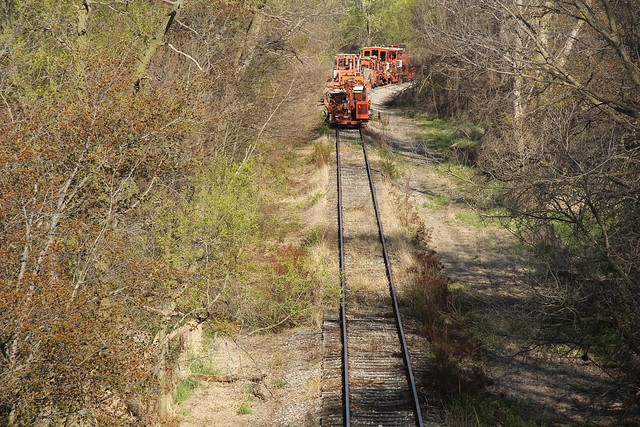 Used to be the Erie Mainline