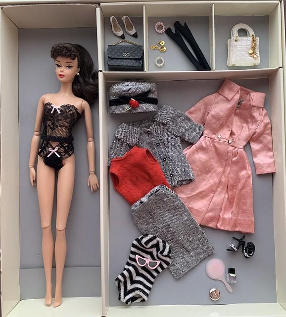 Vintage Barbie Style