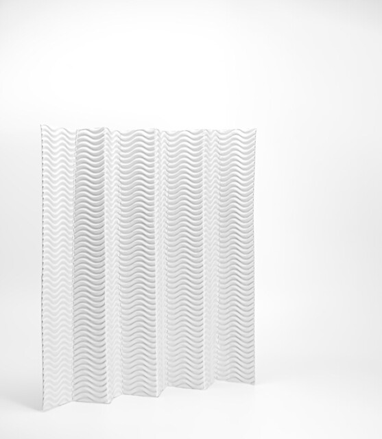 Folded Corrugated Paper [Explored]