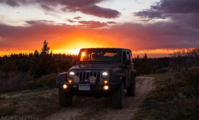 Jeep Sunstar